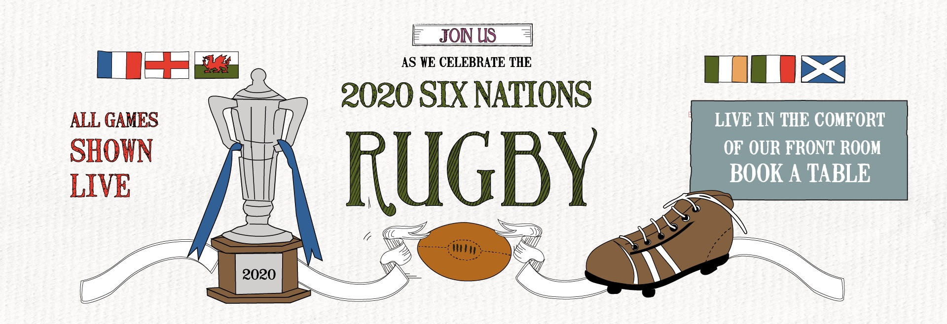 Six Nations at The Botanist