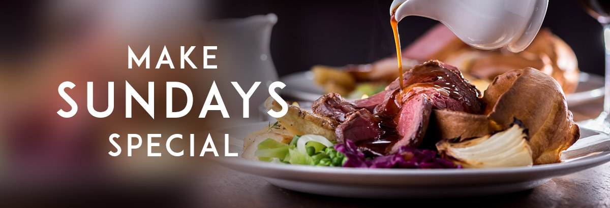 Special Sundays at The Botanist